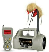 New Foxpro Hammerjack 2 Predator Coyote Game Call W/ Decoy And Remote 100 Sounds