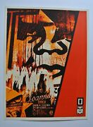 Playboy 2001 Signed/numbered Screen Print Obey Giant Shepard Fairey