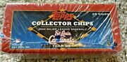 2004 Topps Collector Chips St. Louis Cardinals Yadier Molina Rookie Scarce Set