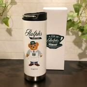 Ralphand039s Coffee Tokyo Ver. Tumbler Limited Bear Stainless