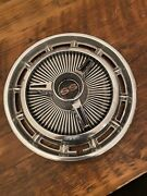 1965 Chevrolet Impala Ss Spinner Hubcap Chevy Wheel Cover 14 Wheel