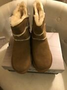 Bearpaw Ariel Andnbspboots - Womenand039s Size 9m Hickory