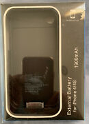 External Battery Case For Iphone 4 /4s 1900 Mah. Mophie Style
