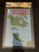 Undiscovered Country 1 Cgc Ss 9.8 By Scott Snyder Convention Ed. 500 Print Run