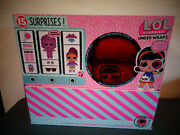 L.o.l. Lol Surprise Eye Spy Series 4 Under Wraps Untouched 12 Capsules In Hand