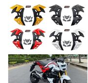 Motorcycle Accessories Side Cover Fairing Snb + Abs For Honda Msx Grom 125 2020