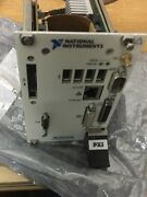 National Instruments Ni Pxi-8108 Embedded Controller 2.53ghz Dual-core Processor