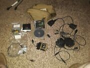 Silynx C4ops Tactical Headset Communication Kit Military With Accessories