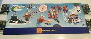 Original Early 80and039s Nike Poster Once Upon A Nike 15.25 X 35.5 Super Rare