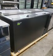 New Turbo Air Bar Back Reach In Bottle Cooler Tbc-65sd 65 12.5 Cu Ft