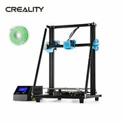 Creality Cr-10 V2 3d Printer Meanwell Power Silent Motherboard + Free Filament