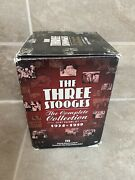 New The Three Stooges- Complete Series- Dvd - 1934-1959- Wide And Fullscreen