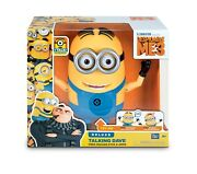 Despicable Me 3 Minion Deluxe Talking Dave Action Figure Free Moving Eyes And Arms