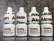 Alcon Pataday 2.5ml Once Daily Eye Itch Relief 4 Exp 12/21+
