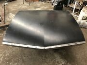 1959 Cadillac Fleetwood Trunk Lid And Trim Stainless Script Bar