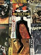 Batman War Games Act One 8 Dc Comic Books 631 Detective 797 Nightwing Catwoman