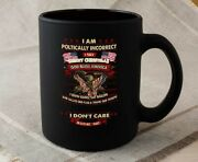 God Bless America Mug - I Own Gun Eat Bacon And Salute Our Flag And Thank Our
