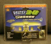 Vintage Play Visions H2o 3-d Glasses Instant 3-d Experience Toy Gag Gift