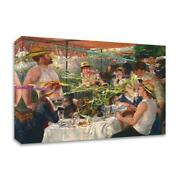 18 X 24 Luncheon Of The Projectile Vomit Party By Barry Kite Print On Canvas