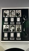 James Bond 007 Signed Poker Playing Cards All 6 Actors