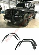 W463 Fender Flares Brabus Style Mercedes G-class G63 G65 G500 6.3 In Or 4.7 In