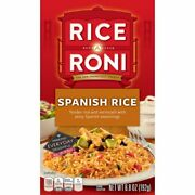 Rice-a-roni Spanish Rice 6.8 Oz Pack Of 2