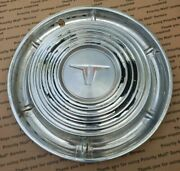 1960and039s Oldsmobile Wheel Cover Hubcap 14 Used Oem 1 Piece Muscle Car Hot Rod