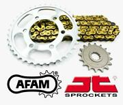 Afam Jt Chain And Sprocket Kit To Fit Suzuki Ts200r 90-92