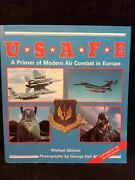 Usafe Usaf Us United States Air Force In Europe Book By Michael Skinner