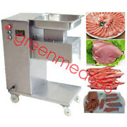 Us Plug Commercial 3mm Blade Electric Meat 550w Home Use Meat Food