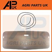 Bonnet Top Grill Mesh And Rubber Trim For Massey Ferguson 135 140 145 148 Tractor