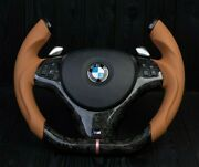 Bmw Steering Wheel Custom Forged Carbon Paddle E90 M3 E92 335d 135i 335is 335i