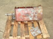 1950 Ferguson To20 Tractor Transmission Assembly
