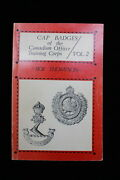 Canadian Cap Badges Of The Cotc Officer Training Corps Vol 2