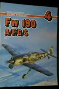 Ww2 Germany Fw 190 Monograph 4 Part 1 Reference Book