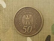Rarensa National Security Agency 2002 50th Anniversary Challenge Coin