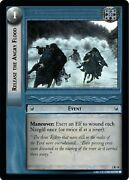 Release The Angry Flood - Mines Of Moria - Lotr Tcg