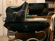 Vintage1930and039s Baby Carriage Buggy Stroller Bilt Rite Free Shippingandnbsp