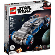 Lego 75293 Star Wars Resistance I-ts Transport W/ Astromech And Gnk Power Droid