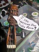 Original Lonesome Pine Violin Rosinandnbsp Handcrafted ..the Best Free Shipping