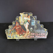 Franks Wizard Cuff Holder Andndash Display Card Andndash Only One Known