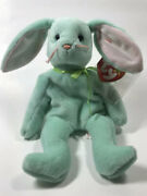 Hippity Ty Beanie Baby With Errors Rare 1996 With Pvc Pellets
