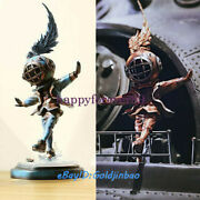 Sank The Child Dancing Alone Blues Edition By Sank Toys The Dusk Statue 37cm