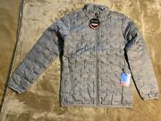 Columbia Delta Ridge Down Jacket Color Grey Heather Size S