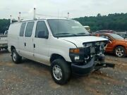 Rear Bumper With Step Bumper Painted Fits 94-14 Ford E150 Van 658205