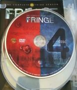 Fringe Season 3 Dvd Disc 4 Only No Case Replacement
