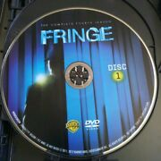 Fringe Season 4 Dvd Disc 1 Only No Case Replacement