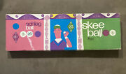 Vintage Toy Perma Schlag Ball Skee Ball Game 1960s