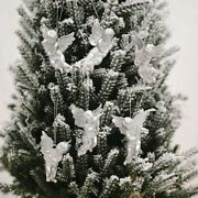 Various Christmas Hanging Decorations Gold Silver Angel Pendant For Xmas Tree