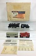 Lionel Electric Train Set W/ Box 9-1658 Town House Tv And Appliances